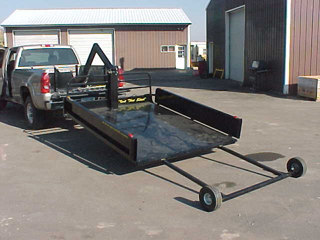 Hydraulic Bed Lift : Flatbed truck hoist kit ton capacity ft to autos