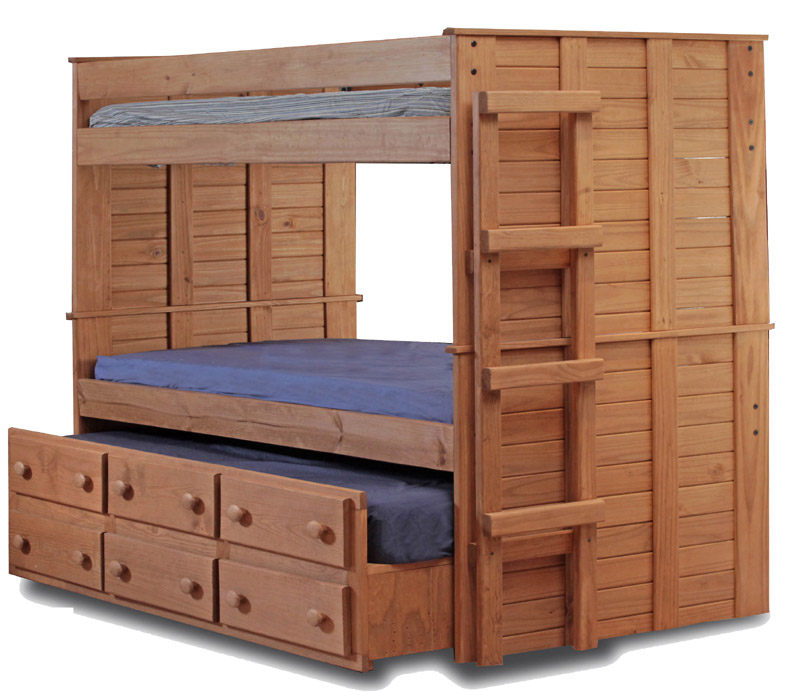 Pine Crafter American Made Quality Furniture Bunk Beds