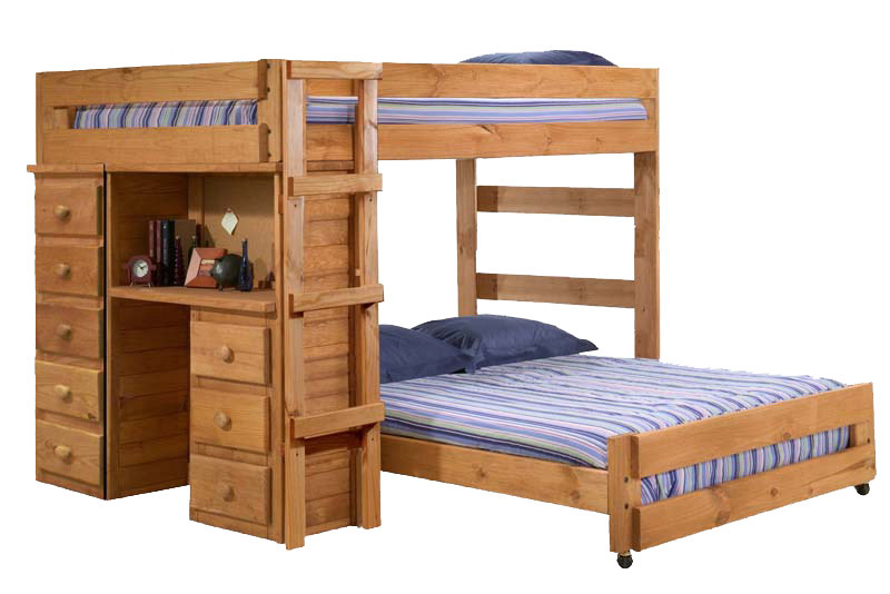 Pine Crafter American Made Quality Furniture Loft Beds Jr
