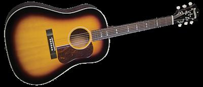 Blueridge BG-40 guitar