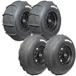 28 CST Sandblast Sand Blast Tires Wheels
