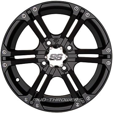 ITP SS212 Black Wheel