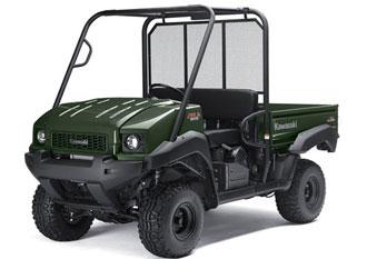 Used Kawasaki Mules Houston