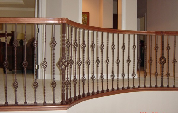 Iron Stair Balusters Call 818 335 7443 Stair Parts, Iron Balusters,stair  Treads, Stair Handrail, Stair Newels, Stair Box Newel   Iron Balusters
