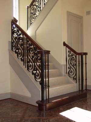 IRON BALUSTERS REPLACEMENT GUIDE