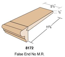 Wall Tread Cap (8172)