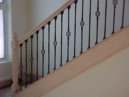 Staircase Banitster (how Much, Lowes, Railing, Install)   House   Remodeling, Decorating, Construction, Energy Use, Kitchen, Bathroom,  Bedroom, Building, ...
