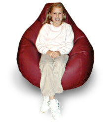 Our Small Bean Bag Chair Offers Complete Head Neck And Back Support For Kids 8 Under Its Also A Great Teenagers Who Do