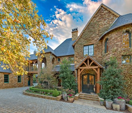 Exquisite European Inspired, Equestrian Country Estate In Argyle, Texas  Listed By Realtor Vanessa Andrews While With Hoffman International  Properties.