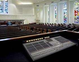 Church Sound Systems Arkansas
