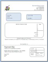 real estate commission invoice template .