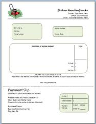 Start Your Own Small Business With Professional Business Forms And Support    Landscaping Invoice