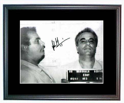 Alabama And Auburn Framed Prints John Gotti 1984 Signed