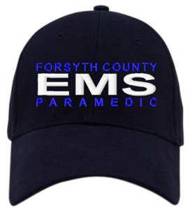EMS Custom Embroidered Flexfit Cap
