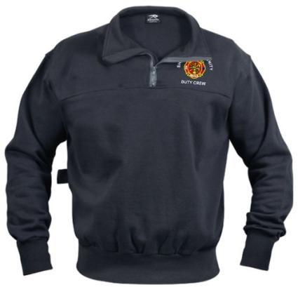 Firefighter EMS Heavy Duty Work Shirt FFWS-RTHC8748