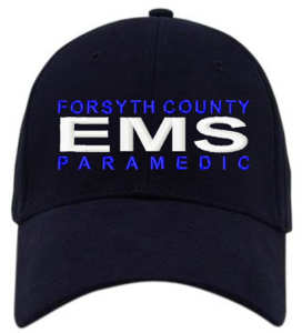 EMS Custom Embroidered Twill Cap