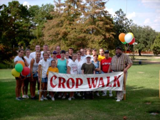 CROP WALK 2005