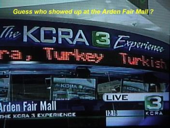 See how KCRA 3 news cuts Frank Nordby off their noon news...Click on this photo and open up a pdf file-