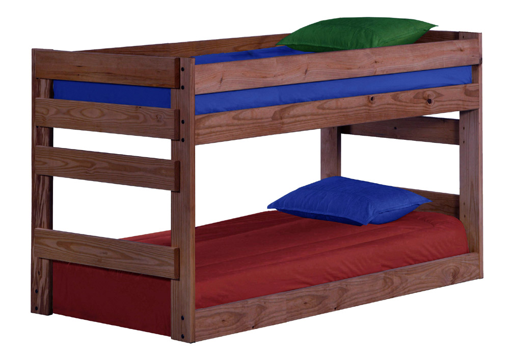 New Pine Crafter - American Made Quality Furniture - Bunk Beds KB49