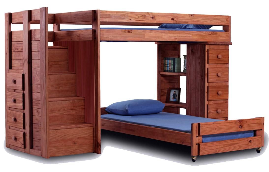 Pine Crafter American Made Quality Furniture Loft Beds Jr Loft