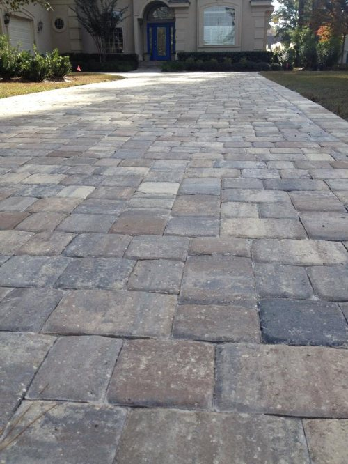 Concrete Pavers for all areas!