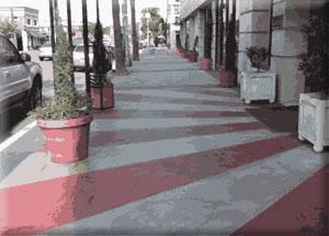 DECORATIVE CONCRETE's Silicone Acrylic Concrete Sealer