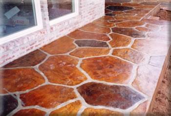 Decorative Concrete Acid Staining Decorative Concrete