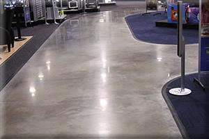 Can all concrete be polished?