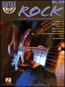Rock Guitar Play-Along Vol 1 Book CD set