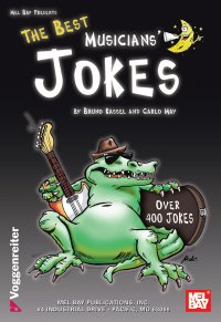 The Best Musicians' Jokes Book