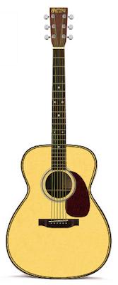 Martin 0000-18V Custom