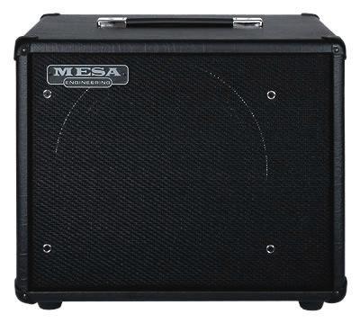 Mesa Boogie Compact Cabinet 1x12 Thiele