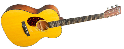 Martin Custom Shop 000 Size 18 Style long scale, left-handed