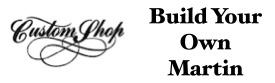 Build Your Own Martin Guitar