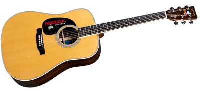 Martin D35 Woodstock 50th Left Handed