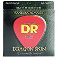 DR Dragon Skin DSA-11 Med Lite Strings