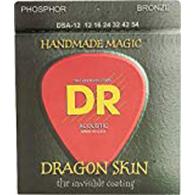 DR Dragon Skin DSA-12 Medium Strings