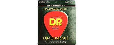 DR Dragon Skin DSA-13 Heavy Strings