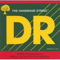 DR Rare RPM-12 Medium Strings