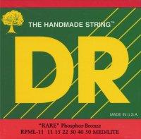 DR Rare RPML-11 Med Lite Strings