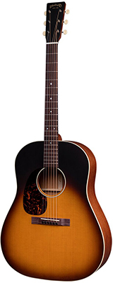Martin DSS17 Whiskey Sunset Left Handed