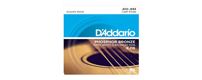 D'Addario EJ16 Light Strings