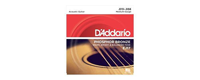D'Addario EJ17 Medium Strings