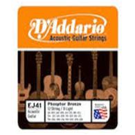 D'Addario EJ41 Extra Light Strings