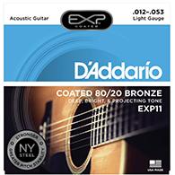 D'Addario EXP11 Light Strings