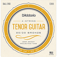 D'Addario J66 Tenor Guitar Strings