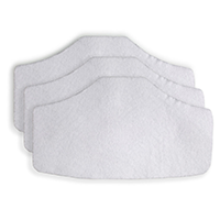Felt Replacement Filters for Fabric Face Masks - 3pk