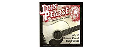 John Pearse 1300L Strings