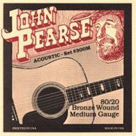 John Pearse 300M Medium Strings