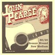 John Pearse 310NM New Medium Strings